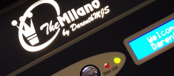 Milano Floor Standing Coffee Vending Machine By Darenthmjs